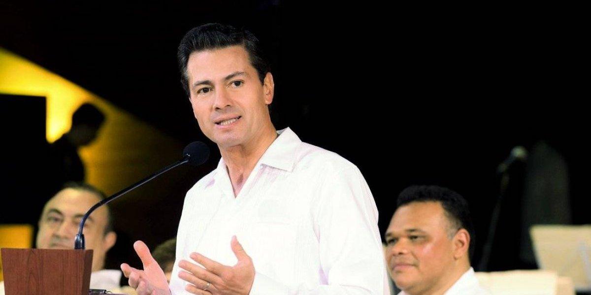 A una semana de la elección, Peña Nieto llama a que sea una 'fiesta' cívica y democrática