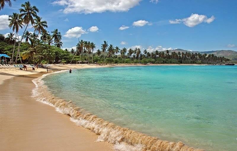 Playa Rincón, Las Galeras