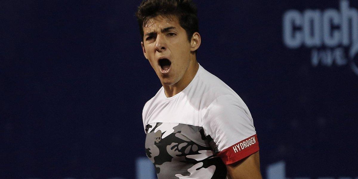 Garín cayó en la qualy del ATP de Bastad pero alcanzó su mejor ranking histórico