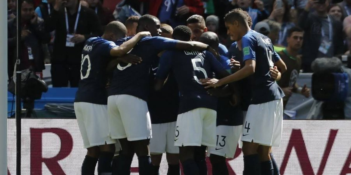 Minuto a minuto: Francia quiere consolidar primer lugar Grupo C a costa de Dinamarca