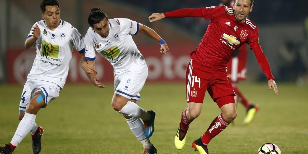 Minuto a minuto: La U sale a sellar su clasificación a los cuartos de final de Copa Chile