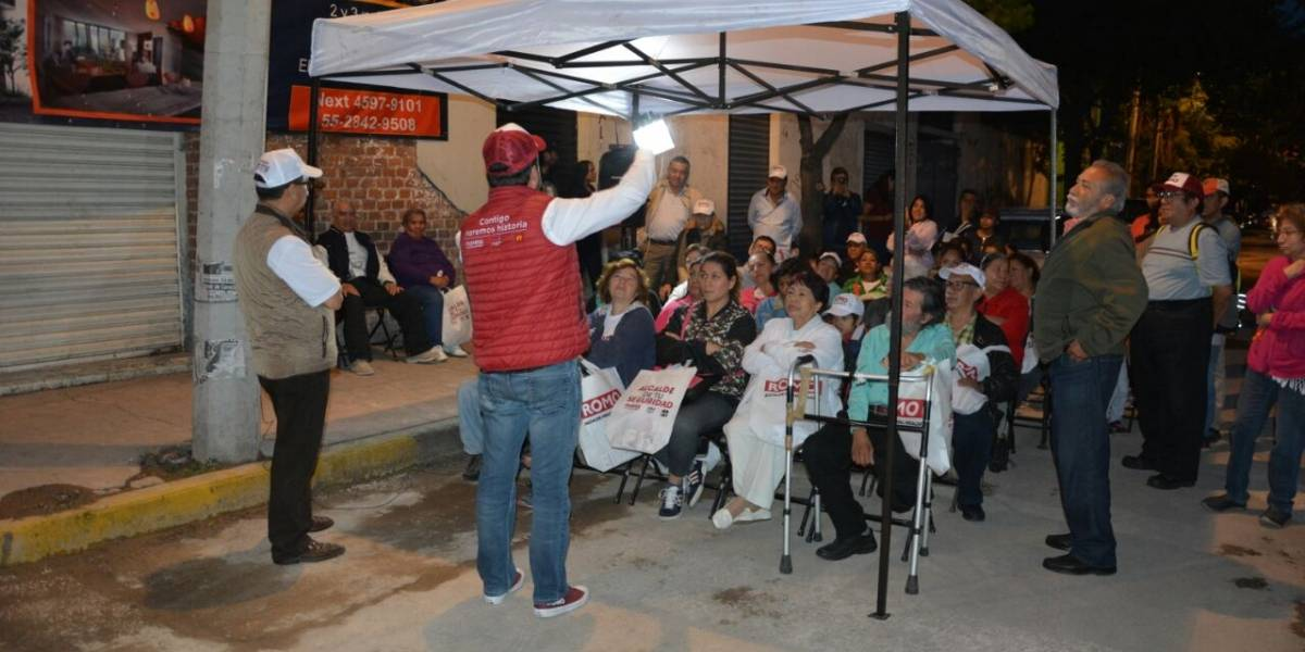 Condicionan voto a trabajadores del Gobierno de la CDMX, acusa Morena