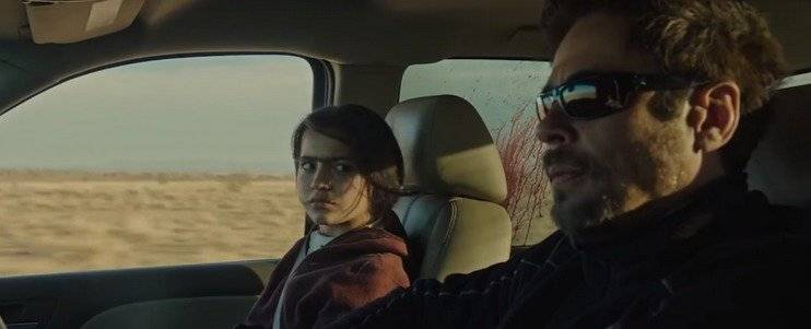 "Isabela Moner interpreta a la hija de un narcotraficante en ""Sicario: Day of the Soldado"". Foto: Columbia Pictures"