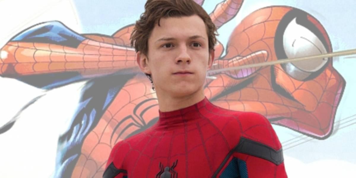 "Tom Holland ""filtra"" el nombre de la secuela de Spider-Man: Homecoming"