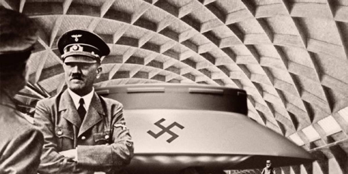 Juguete nazi con forma de OVNI hace explotar polémica en Alemania