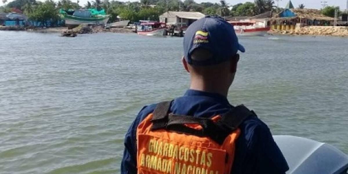 Cinco hombres asaltaron una embarcación en Cartagena