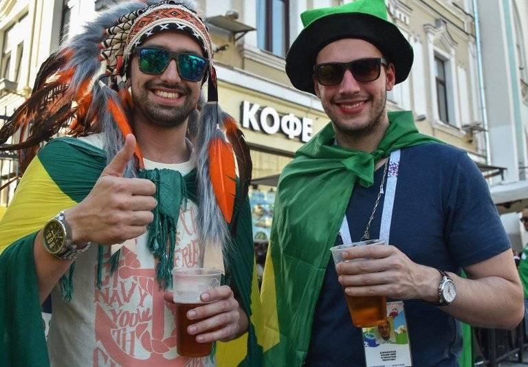 cerveza en Rusia