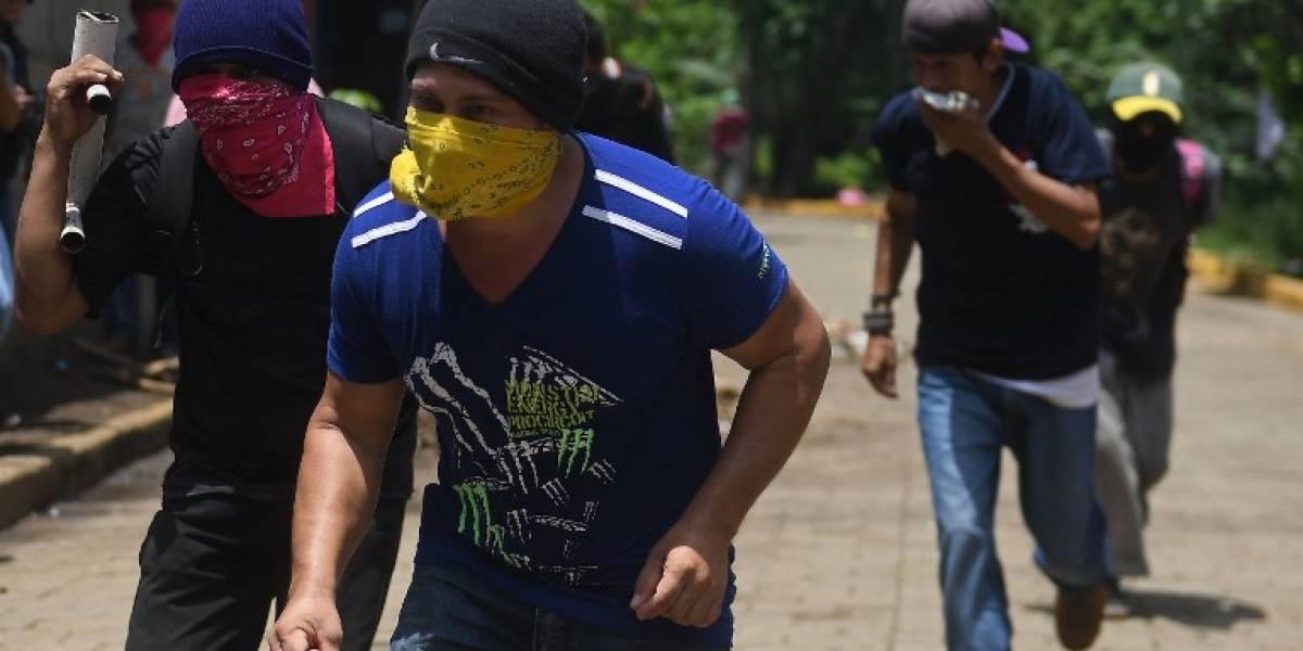Represión, violencia y muertos incrementan en Nicaragua