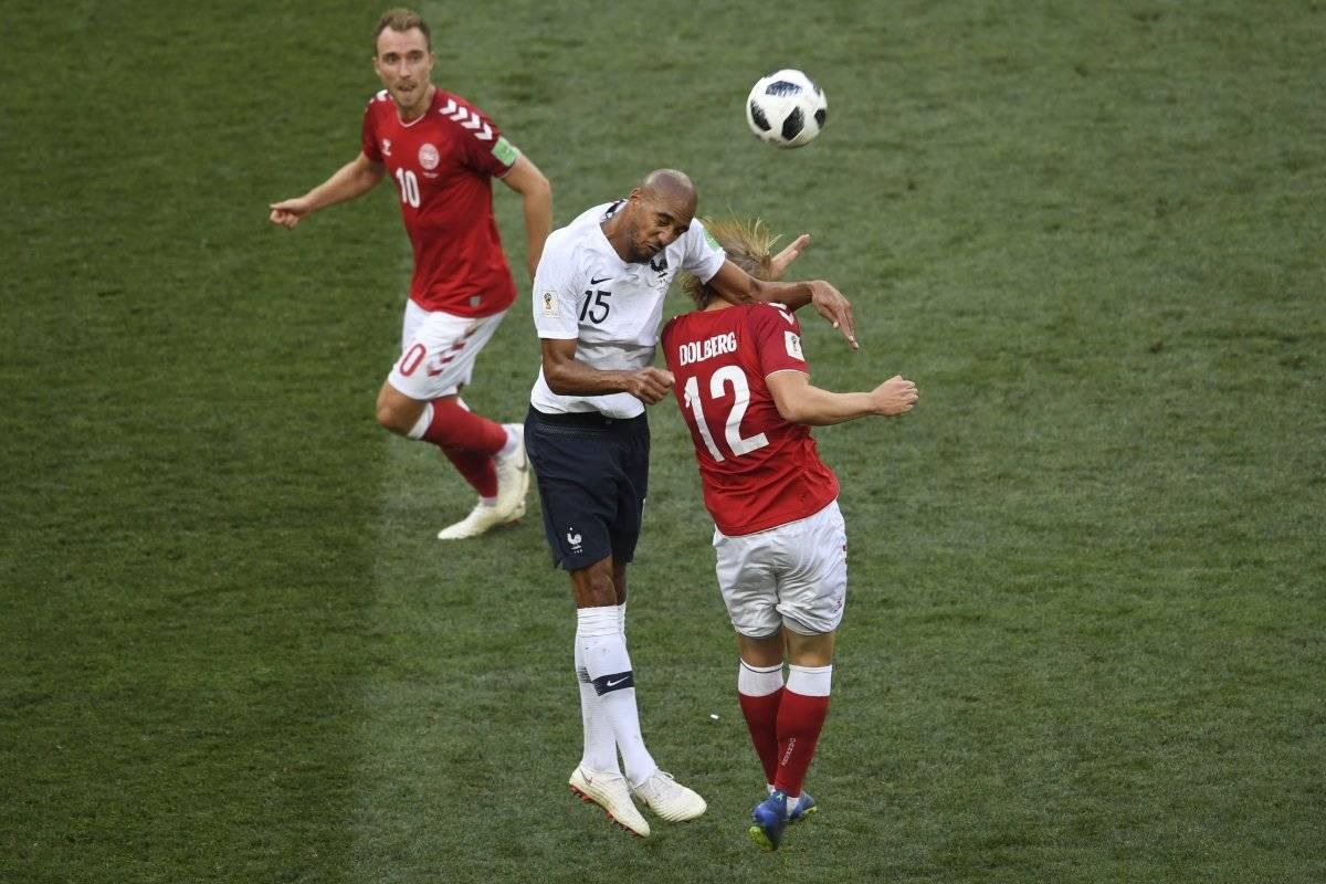 Francia y Dinamarca avanzan a la siguiente ronda.