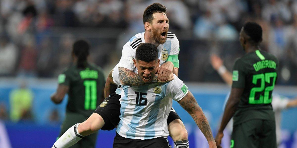 Hermoso sufrimiento que Argentina le regala a su afición
