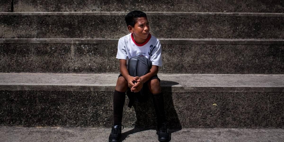 Los niños que se están quedando sin padres en Venezuela por culpa del éxodo