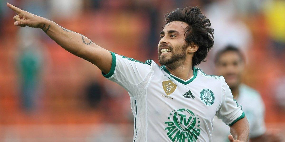 Magia que no olvidan: Jorge Valdivia fue elegido en el once ideal de extranjeros del Palmeiras