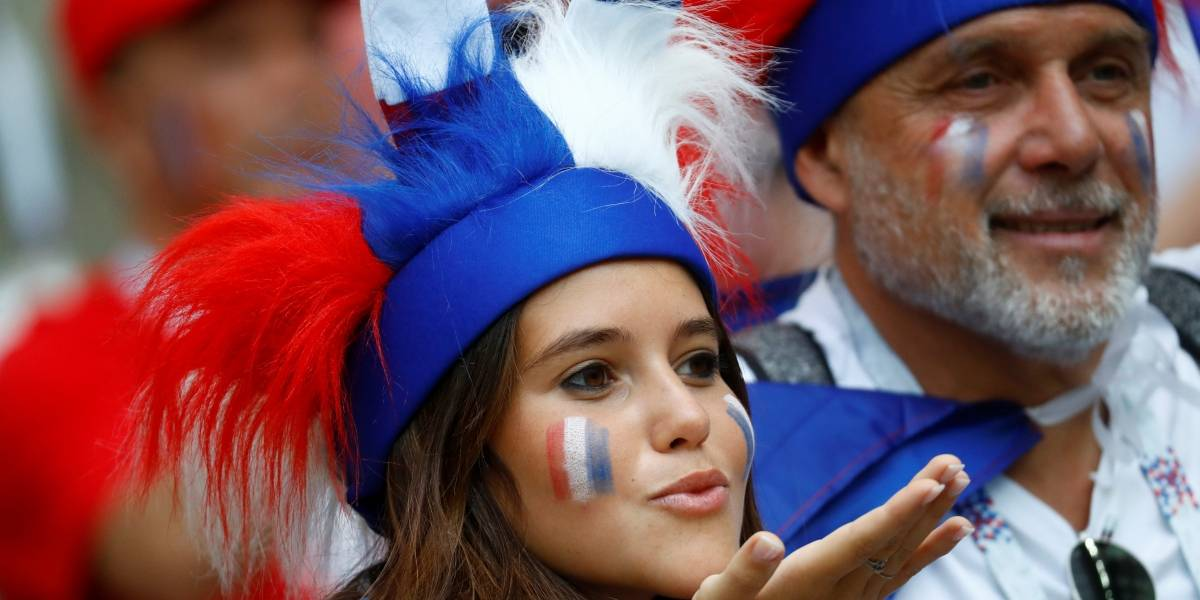 AO VIVO: Classificada, França enfrenta a Dinamarca