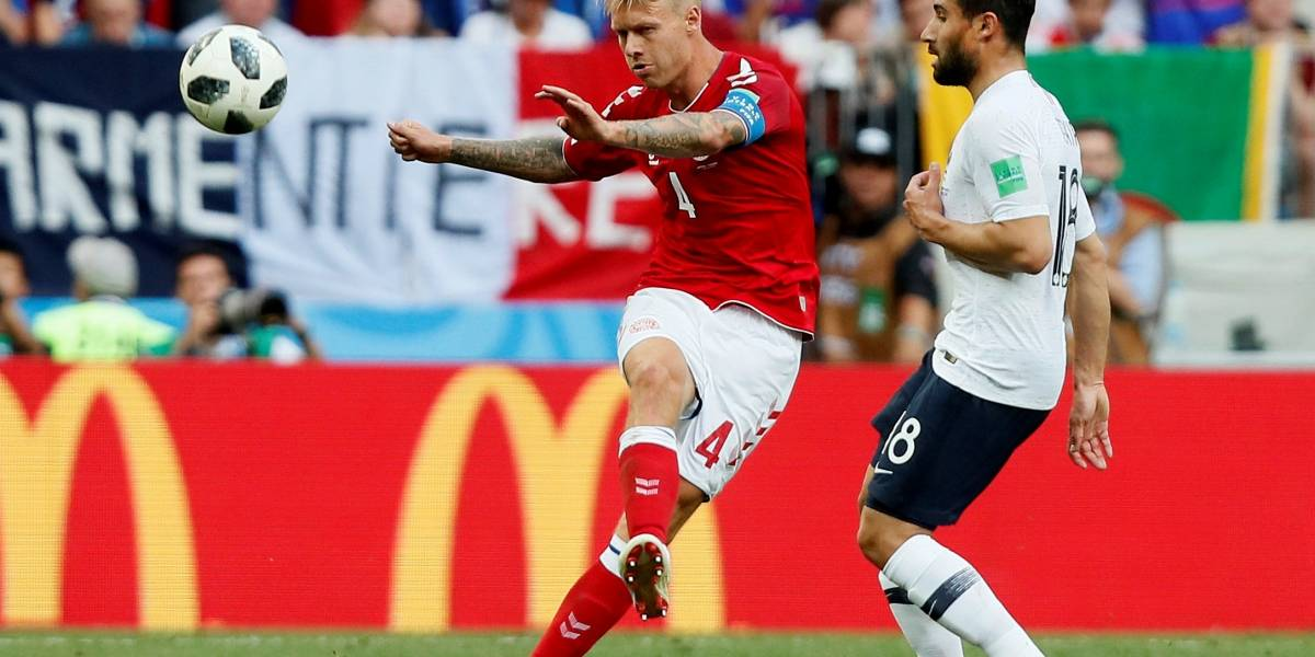 Copa do Mundo: França e Dinamarca garantem classificação; veja tabela completa do grupo C