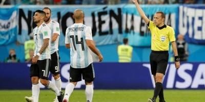 Argentina x Nigéria
