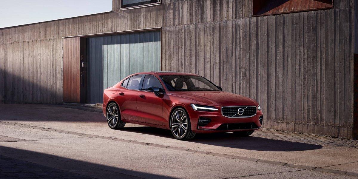 Volvo Cars lanza el nuevo sedán deportivo S60