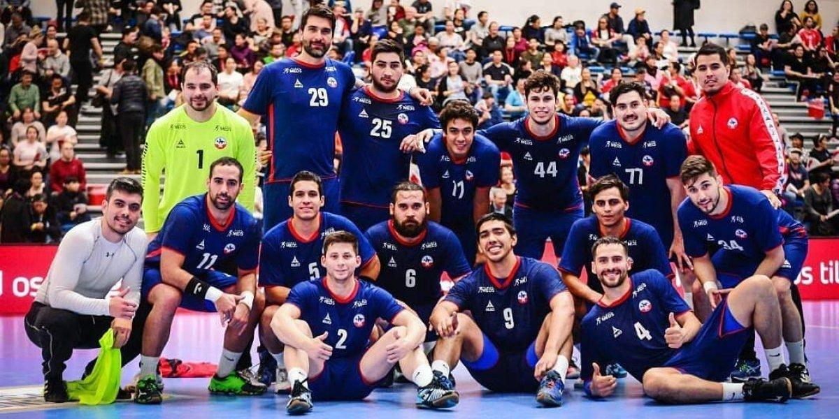 A esta copa si vamos: Chile ya tiene rivales para el próximo Mundial de Balonmano