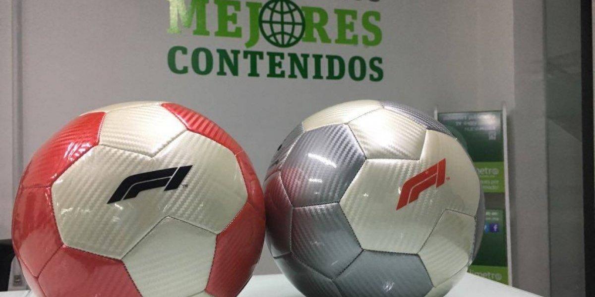 F1 Gran Premio de México y Publisport te regalan un balón para disfrutar el Mundial