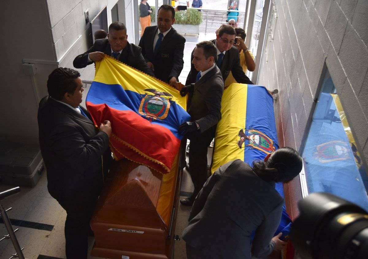 #SiempreNosFaltarán3: Así despedirá Ecuador a sus periodistas de El Comercio EFE