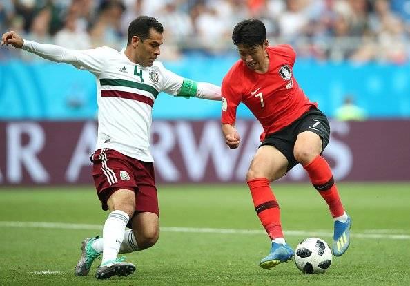 Jugador de Corea del Sur podría ir a la cárcel después del Mundial Rusia 2018 Getty Images