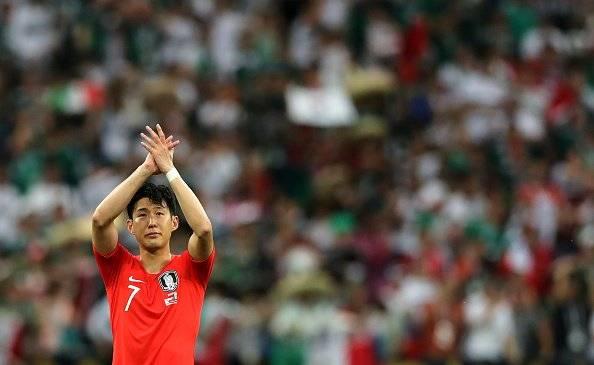 Jugador de Corea del Sur podría ir a la cárcel después del Mundial Rusia 2018
