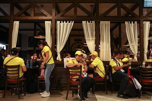 Mundial Rusia: No habrá ley seca en el país colombiano para el partido Colombia vs Senegal. Getty Images
