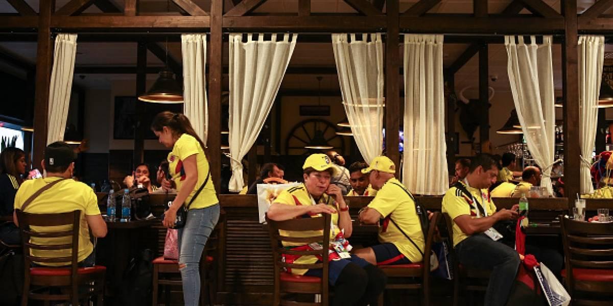 Mundial Rusia: No habrá ley seca en el país colombiano para el partido Colombia vs Senegal.
