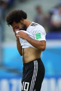 Egipto cayó 2-1 ante Arabia Saudita
