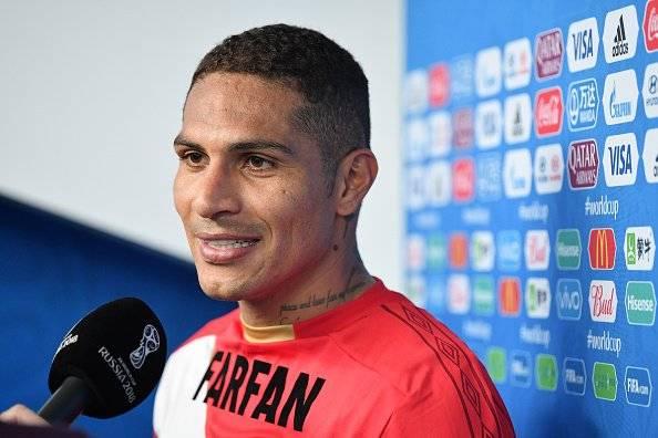 Perú vs Australia: Paolo Guerrero envió un emotivo mensaje a los miles de aficionados que los apoyaron Getty Images