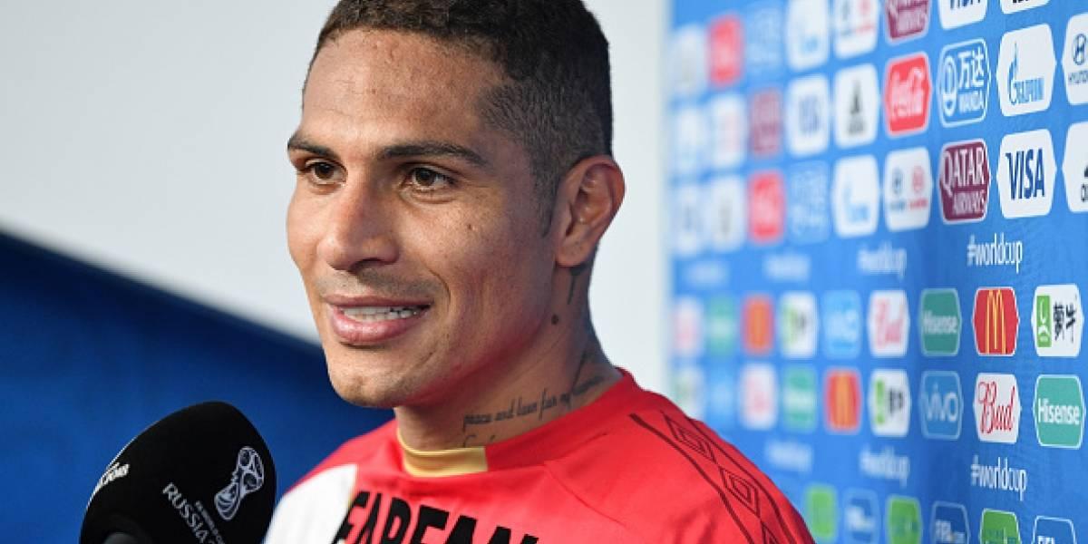Perú vs Australia: Paolo Guerrero envió un emotivo mensaje a los miles de aficionados que los apoyaron