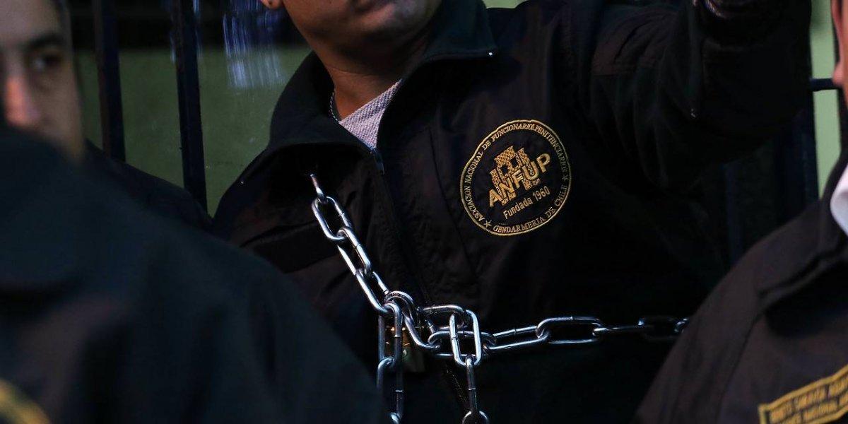 Gendarmes anuncian paro con acuartelamiento desde las 21:00 si es que Gobierno no los llama a reunión