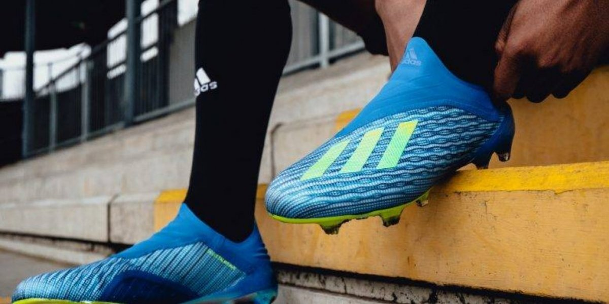 X18+Energy Mode el nuevo botín de Adidas Football