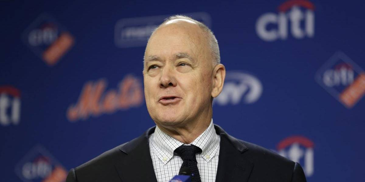 Cáncer aleja a Sandy Alderson de la gerencia de los Mets