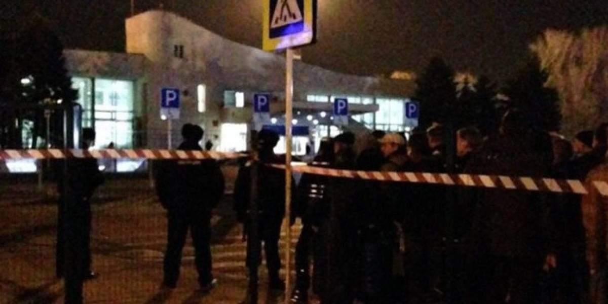 Amenaza de bomba cimbra hotel de Rostov en Rusia