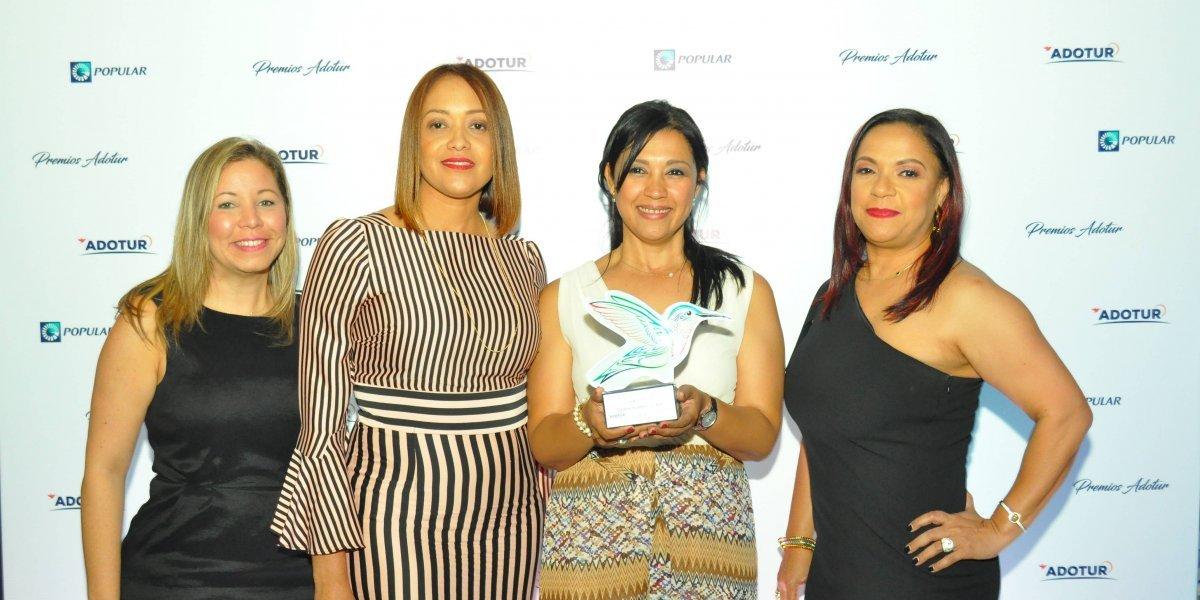 #TeVimosEn: AMResorts es galardonada con premio 'Cadena Hotelera del año'