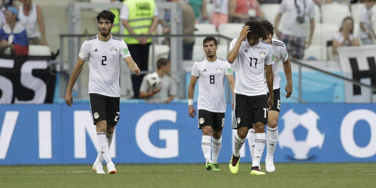 Ex futbolista de Egipto murió de un infarto tras la derrota de su selección en Rusia 2018