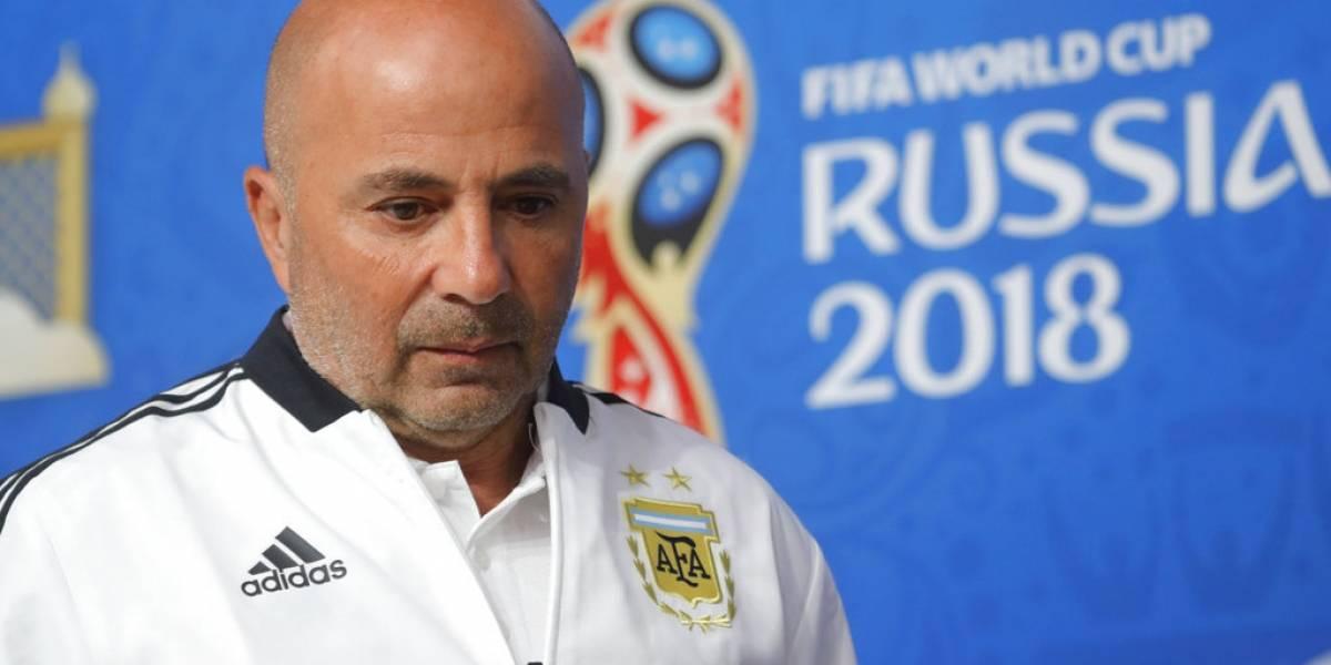 """¿Sampaoli está """"meado de gato""""? El increíble caso del felino que asusta a Argentina más que Nigeria en el Mundial de Rusia"""