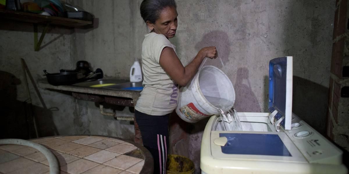 Escasez de agua; el nuevo viacrucis en Venezuela
