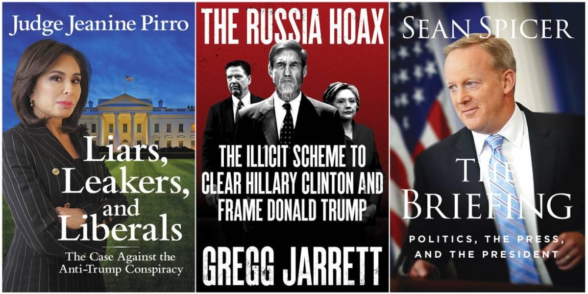 """La derecha conservadora contraataca: ola de libros """"pro-Trump"""" se avecina en Estados Unidos"""