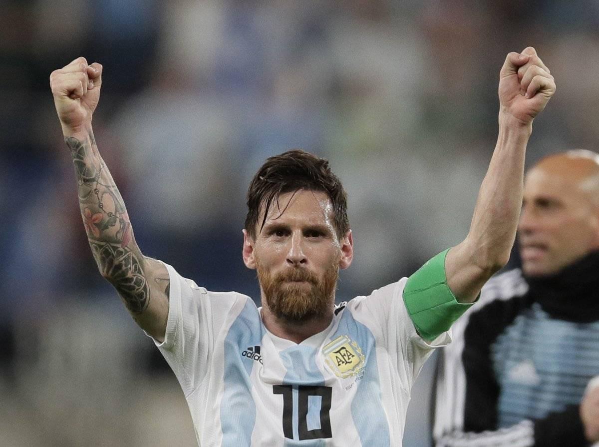La mejor noticia: ¡Messi vuelve a la selección de Argentina! AP