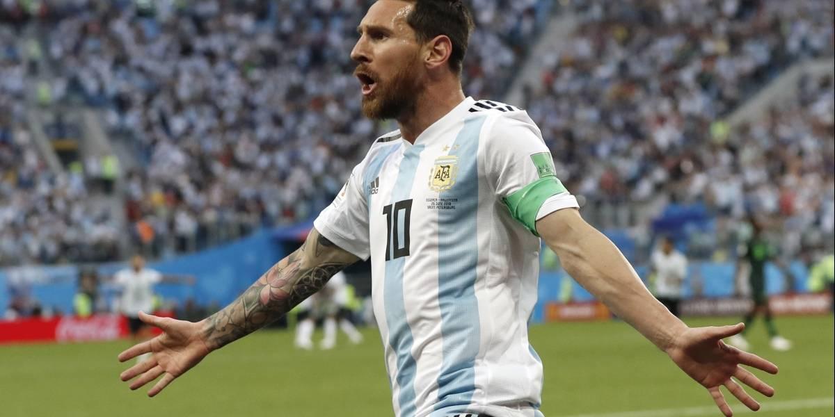 El emotivo mensaje de Lionel Messi tras clasificación de Argentina a 'octavos' en Rusia