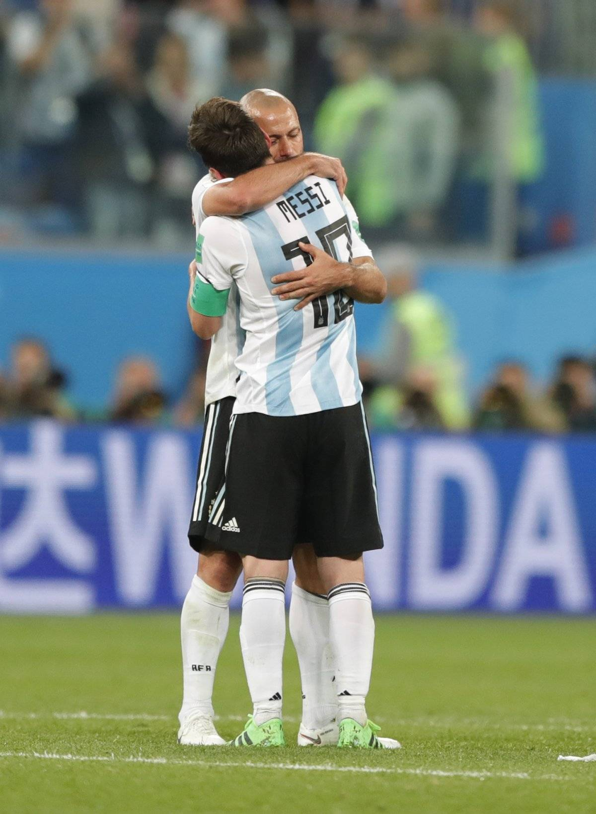 Lionel Messi: Sabía que Dios está con nosotros y no nos iba a dejar afuera AP