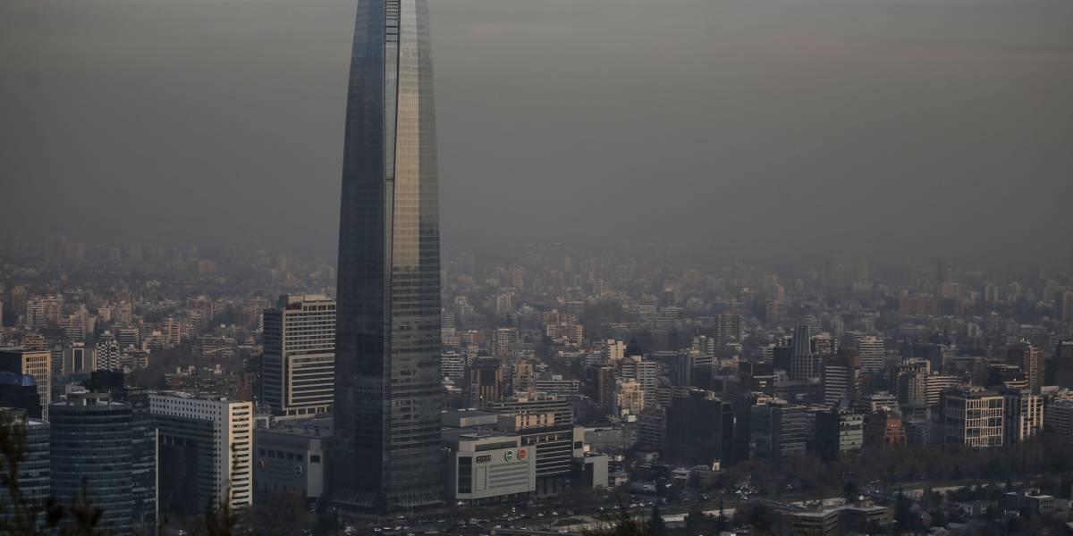 Intendencia decretó nueva alerta ambiental para este miércoles en la RM