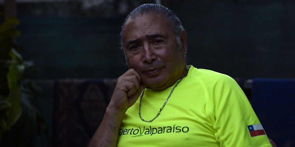 Siguen las malas para el deporte chileno: Falleció el Tiburón Contreras