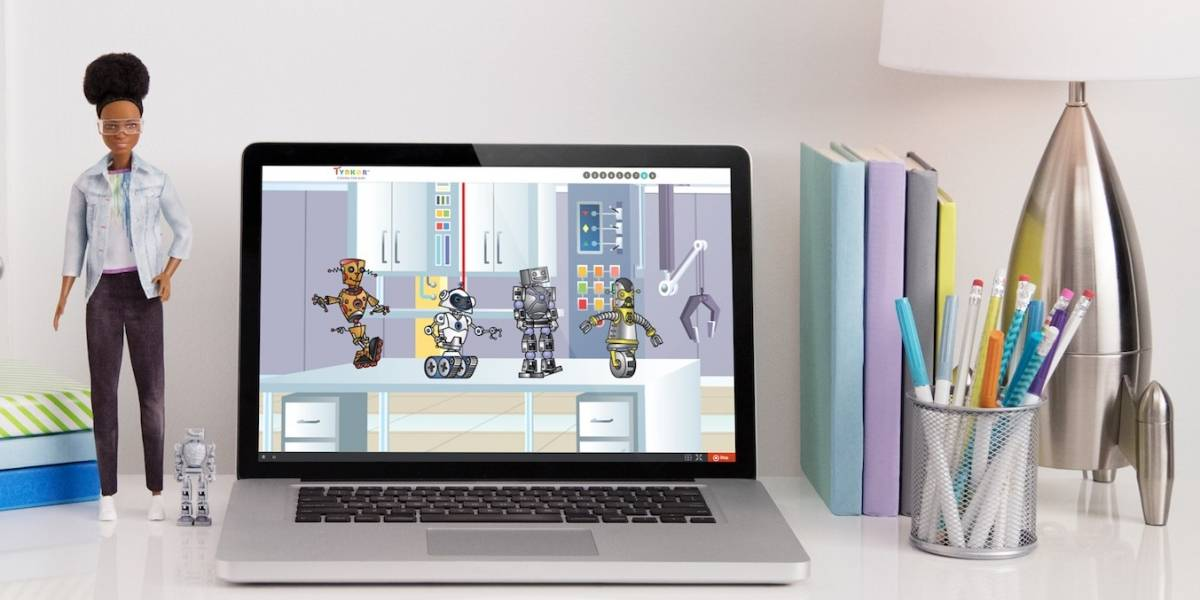 Una nueva Barbie Ingeniera en Robótica busca fomentar la programación en niñas