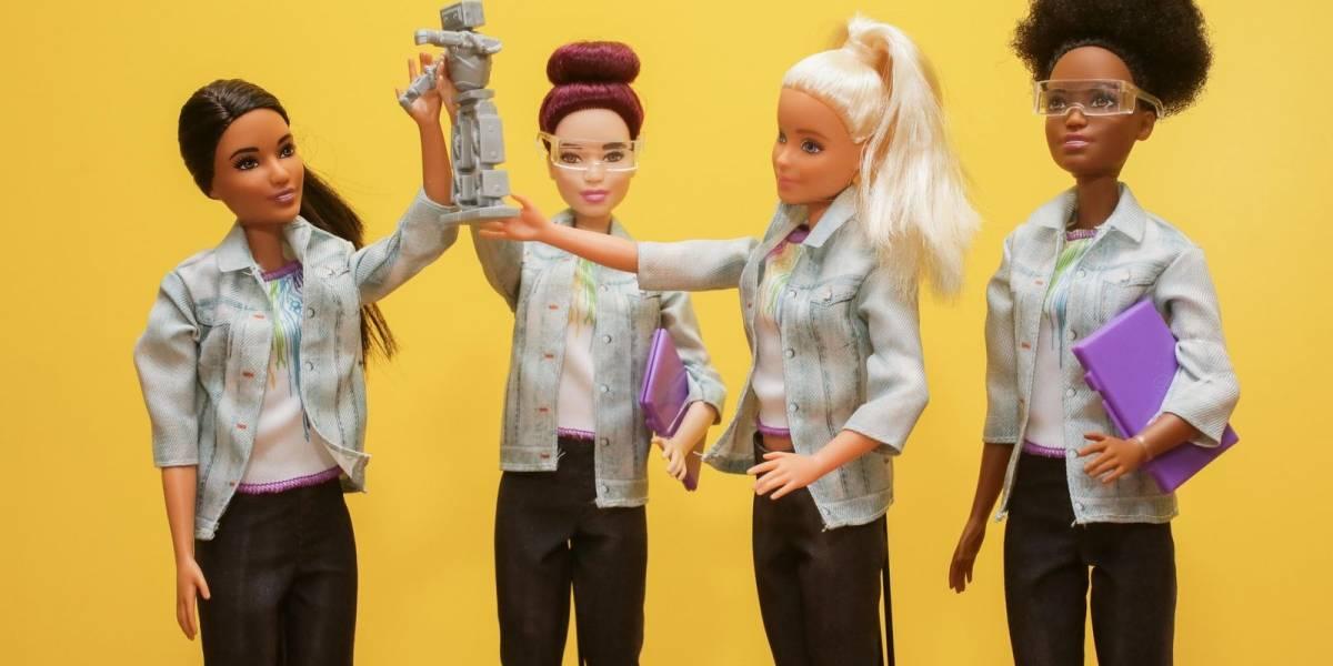 Barbie quiere enseñar a los niños a construir robots y codificar