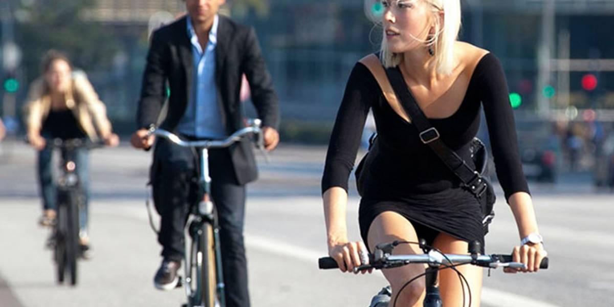 Adiós a los autos: en Holanda pagarán por ir en bicicleta al trabajo