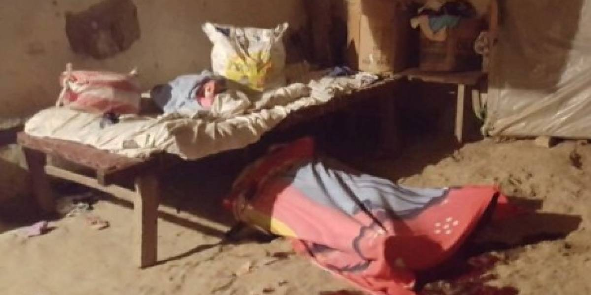 Dos personas asesinadas en el interior de vivienda en Huité, Zacapa