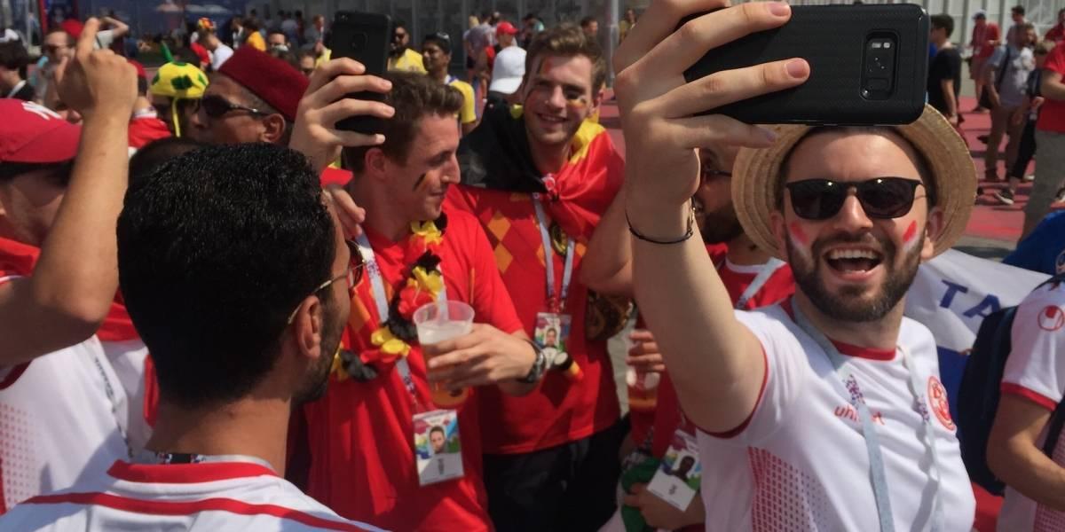 Video: Tunecinos no se quedan atrás y se ríen de los belgas