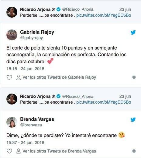 Reacciones Arjona